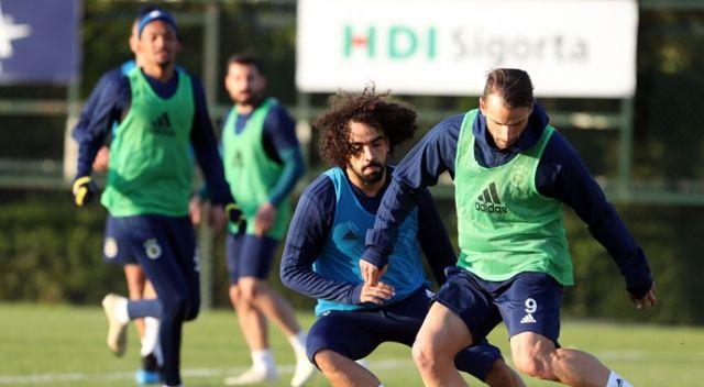 Fenerbahçe, Trabzonspor maçının hazırlıklarına başladı