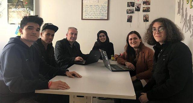 Girişimcilere ücretsiz uluslararası istihdam desteği
