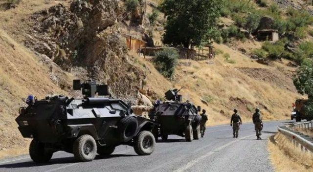 Hakkari'de 31 alan 'Özel Güvenlik Bölgesi' ilan edildi