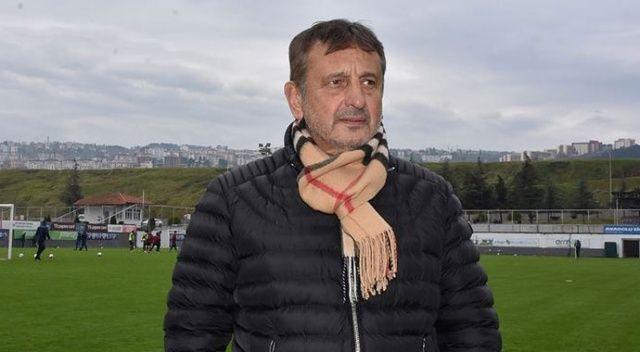 Haluk Şahin: Bizim her futbolcumuz yerli