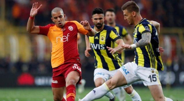 Hasan Ali Kaldırım derbide kırmızı kart gördü