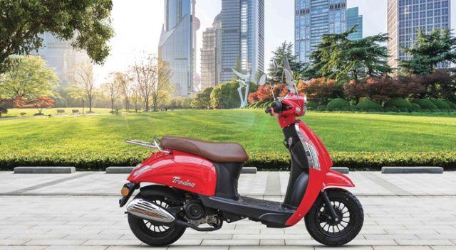 Hızla büyüyen 50 cc sınıfına  Kanuni'den yerli model