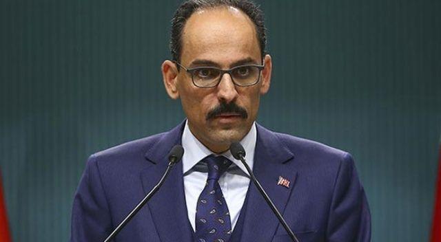 İbrahim Kalın: Türkiye-Hindistan ilişkileri hak ettiği seviyeye ulaşacaktır