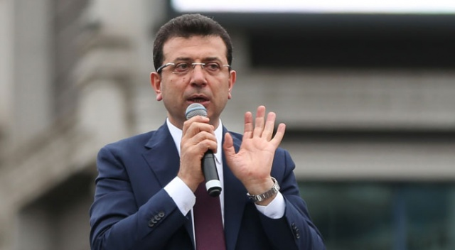 İmamoğlu: Seçimi kazanan 16 milyon İstanbullu
