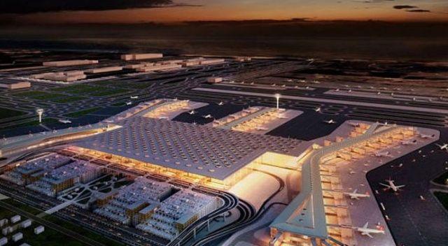 İstanbul  Havalimanı heyecanı