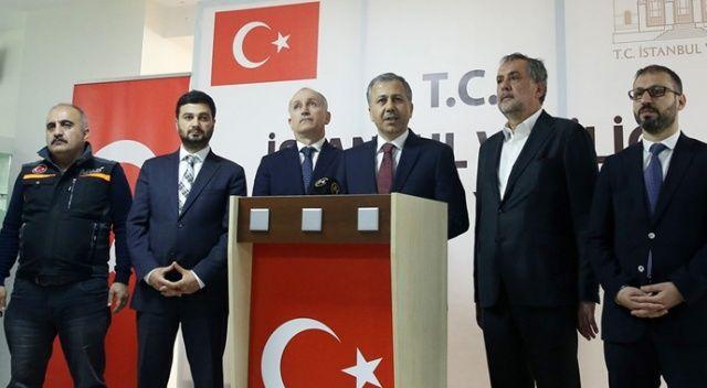 İstanbul Valisi Yerlikaya'dan, Kağıthane'deki riskli binalara ilişkin açıklama
