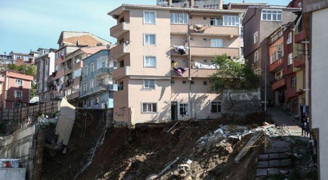 İstanbul Valisi Yerlikaya: Kağıthane'de 19 binayı güvenlik gerekçesiyle boşalttık