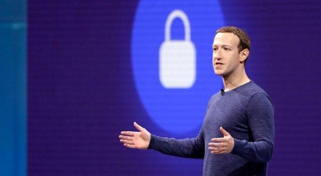 İstenmeyen adam Zuckerberg