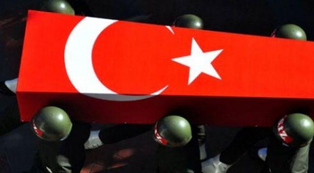 İzmir'de 1 askerimiz şehit oldu