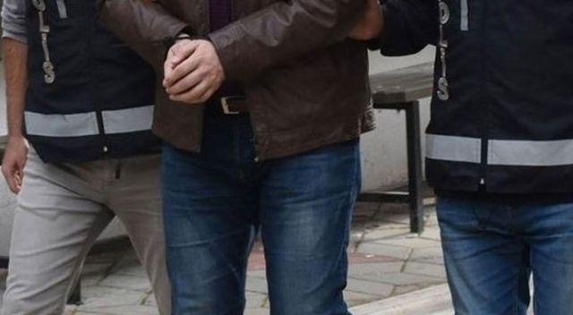 İzmir'de yakalanan FETÖ'nün 'mahrem abisi' tutuklandı