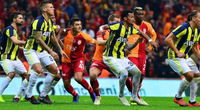 Kadıköy'de 1 milyar 197 milyon TL'lik derbi