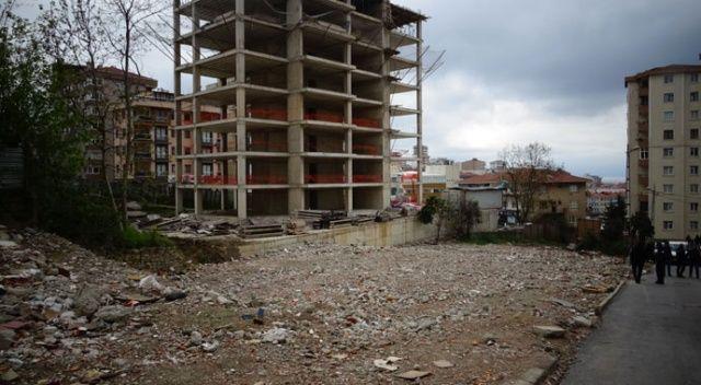 Kartal'da inşaatta sır ölüm