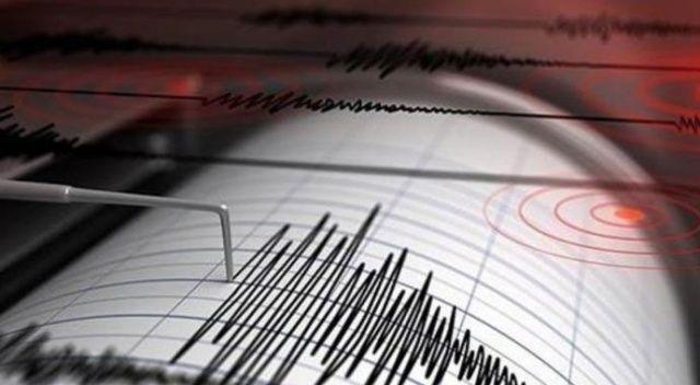 Kemah'ta 3.1 büyüklüğünde deprem
