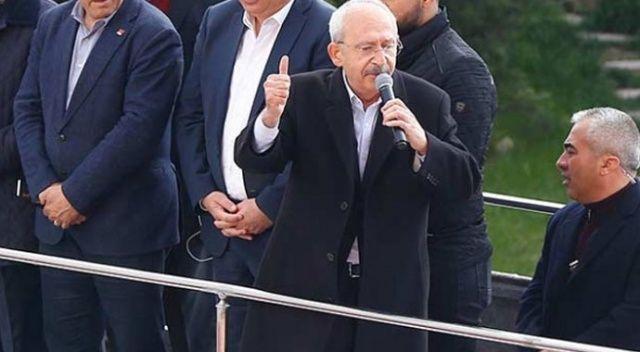 Kılıçdaroğlu: Bana yapılan saldırı, Türkiye'nin birliğine ve bütünlüğüne yapılmıştır