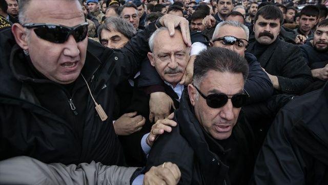 Kılıçdaroğlu: Köy muhtarı ve şehit ailesine haber verildi