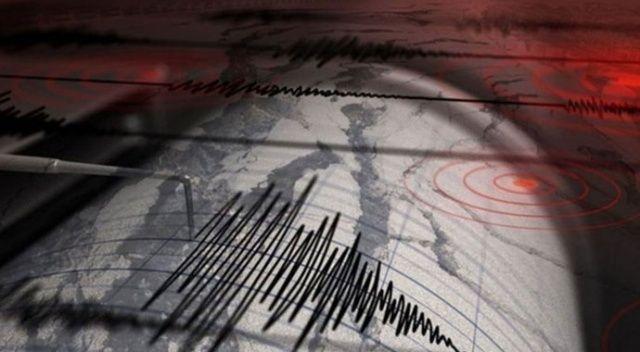Konya'da art arda iki deprem