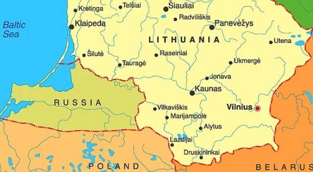 Litvanya, e-posta krizi nedeniyle Rusya'daki büyükelçisini geri çağırdı