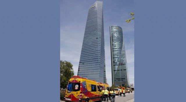 Madrid'deki bomba ihbarı asılsız çıktı