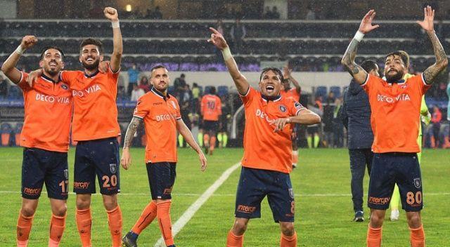 Medipol Başakşehir, Beşiktaş maçına hazır
