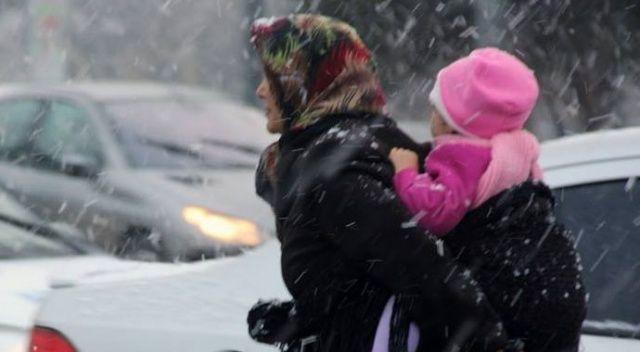 Meteoroloji'den Erzincan ve Iğdır için kar uyarısı