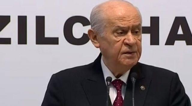 MHP lideri Bahçeli: 31 Mart kazananı açık ara farkla Cumhur İttifakı'dır