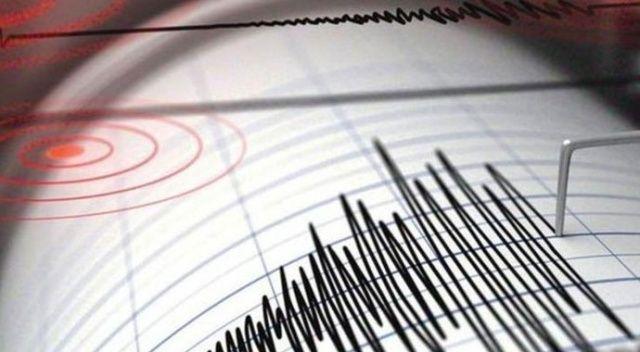 Muğla'da 4.3 şiddetinde deprem (22 Nisan 2019 son depremler)