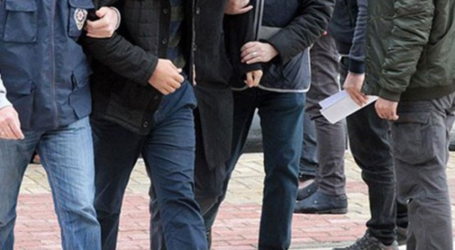 Örgüt adına sözde mahkeme kuran 8 PKK'lı yakalandı