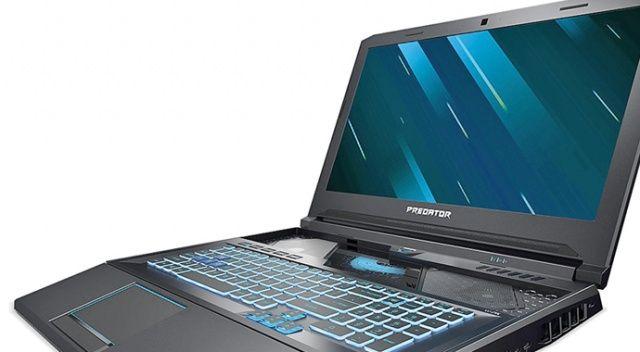 PC'nin klavyesini  dizüstüne taşıdı