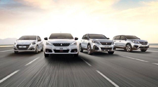 Peugeot, ilk beşe yükseldi
