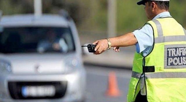 Polis alkollü araç sürücülerini affetmedi