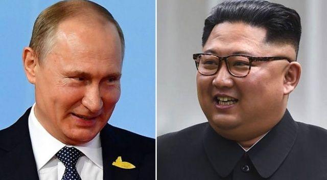 Putin'den Kim Jong Un'a tebrik mesajı