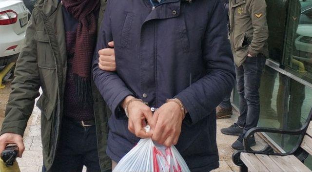Samsun'da DEAŞ'tan 1 Iraklı daha tutuklandı