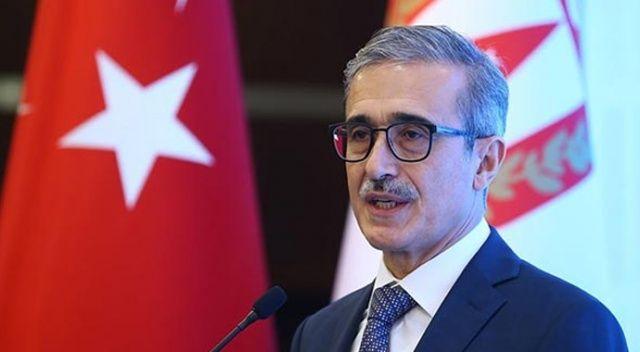 Savunma Sanayii Başkanı Demir son rakamları açıkladı