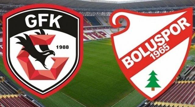 Spor Toto 1. Lig: Boluspor: 1 - Gazişehir Gaziantep: 0