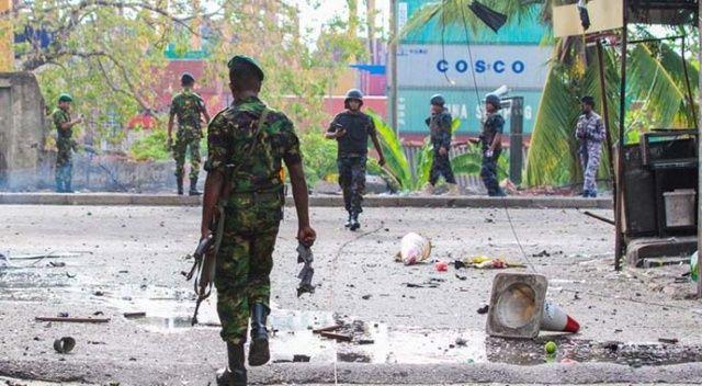 Sri Lanka'da ölü sayısı 359'dan 253'e düşürüldü ile ilgili görsel sonucu