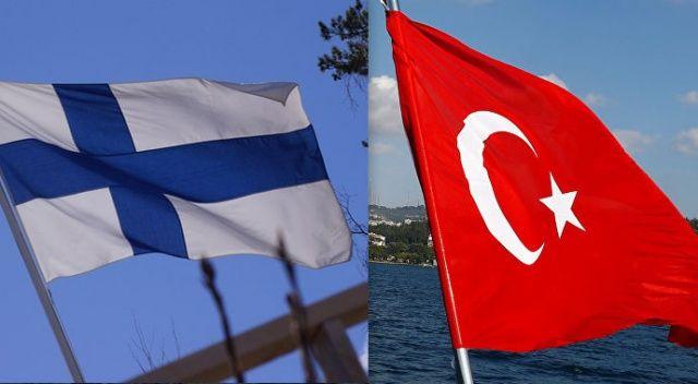 Türkiye-Finlandiya siyasi istişareleri 16-17 Nisan'da Helsinki'de