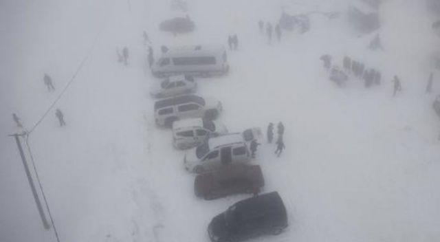 Uludağ'da kar yağışı devam ederse kayak pistleri açılacak