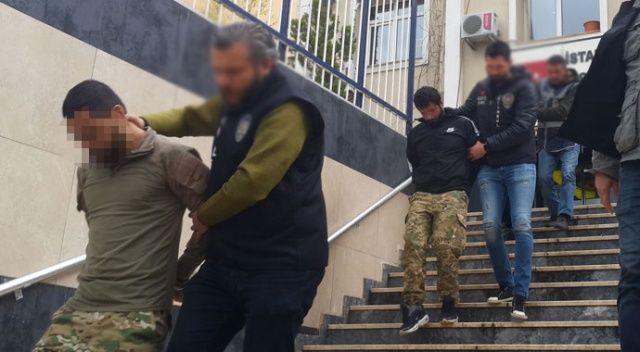 Ümraniye'de Afganistanlılar, Afganistanlıları gasp etti