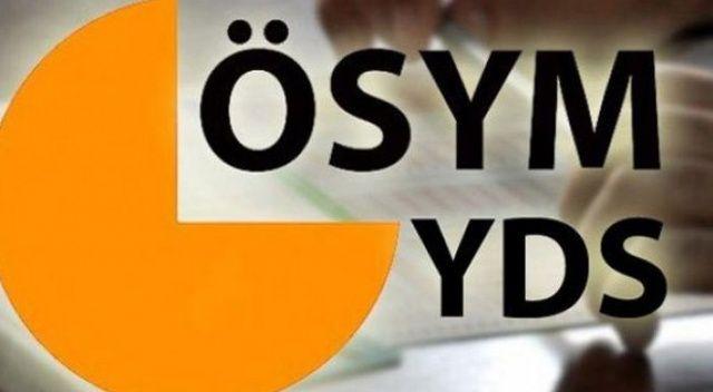 YDS sonuçları açıklandı | YDS Sonuç Sorgula, ÖSYM Giriş