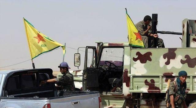 YPG/PKK Ermeni terör grubu kurdu