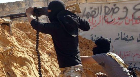 Libya'daki çatışmalarda ölü sayısı 213'e yükseldi