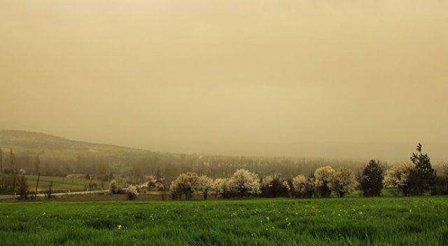 'Türkiye, hafta sonuna kadar çöl tozu etkisinde kalacak'