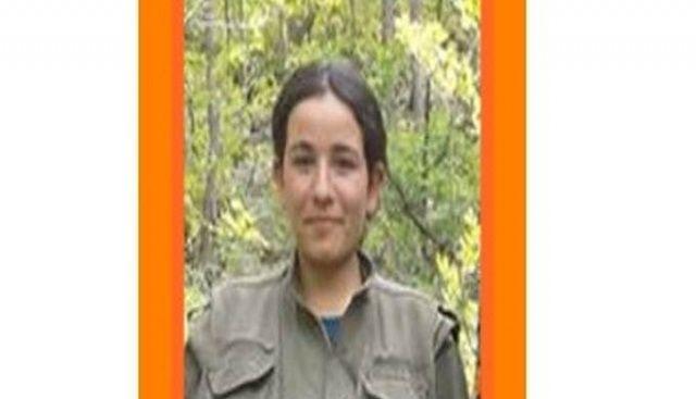 600 bin TL ödülle aranan kadın terörist ölü ele geçirildi