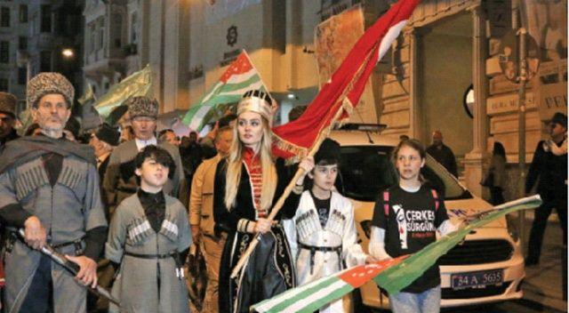 7 milyon Çerkez hâlen sürgün