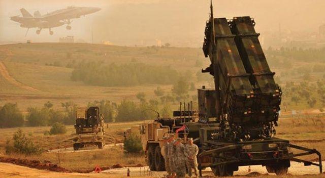 ABD'den İran'a gözdağı! Patriot taburu ve savaş uçağı filosu geliyor...