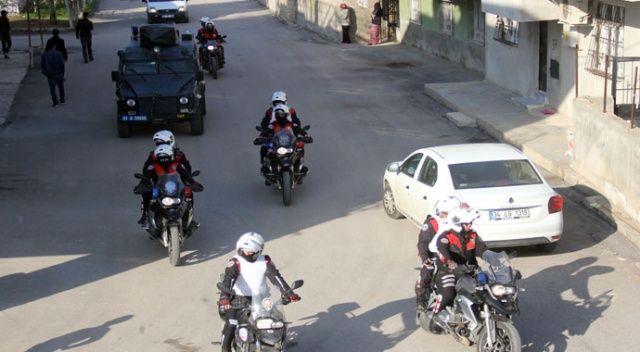 Adana'da 27 aranan şahıs yakalandı