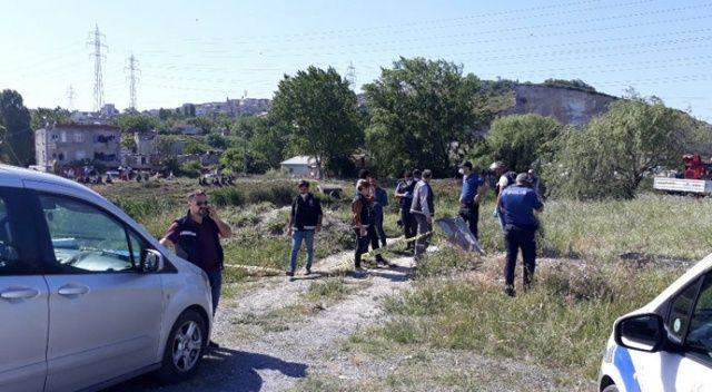 Başakşehir'de bulunan bir derede çocuk cesedi bulundu