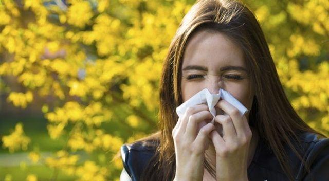 Bahar alerjisini soğuk algınlığı ile karıştırmayın