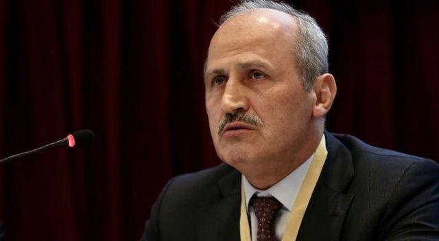 Bakan Cahit Turhan'dan İstanbul Havalimanı eleştirilerine cevap: Bırakın bu işleri