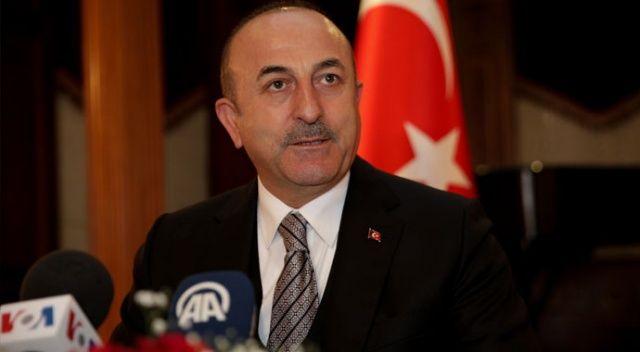 Bakan Çavuşoğlu: Türkiye'nin üyeliği AB'yi daha güçlü kılacak
